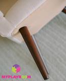 Детское стильное кресло в стиле 60-х, ультрафиолетовый 7