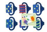 Красочный набор роликов для рисования