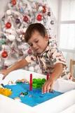 Домашняя песочница для LEGO MYPLAYROOM™ с длинной столешницей 2