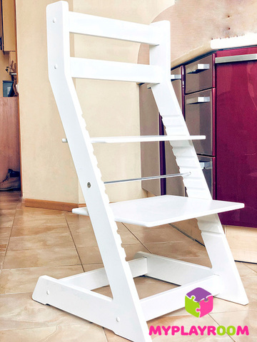 Растущий стул N1 MYPLAYROOM™ к обеденному столу 9