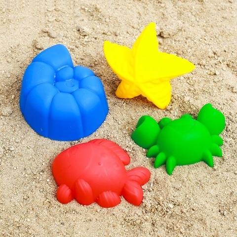 """Набор формочек для песка """"Морские обитатели"""""""