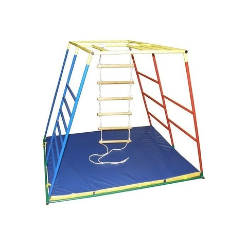 Верёвочная лестница короткая 2