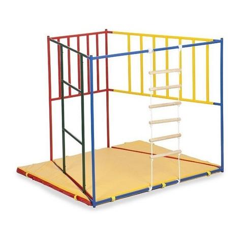 Верёвочная лестница короткая 4