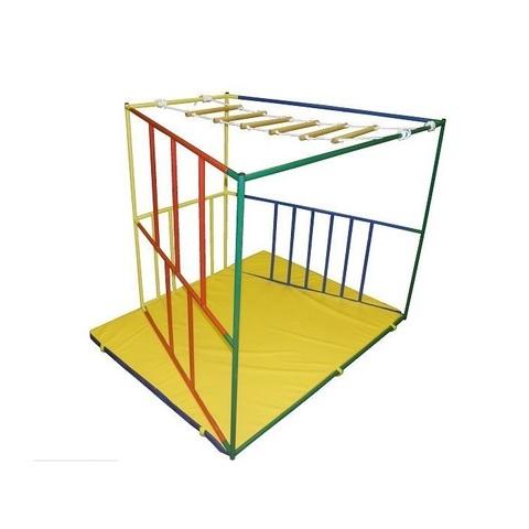 Верёвочная лестница короткая 5