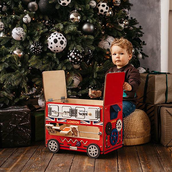 Бизиборд машинка для мальчика купить