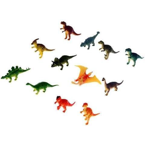 """Игровой набор """"Динозавры"""", 12 фигурок"""