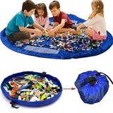 Большая сумка-коврик для LEGO и игрушек, 1.5 метра 1