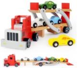 Автовоз деревянный 1