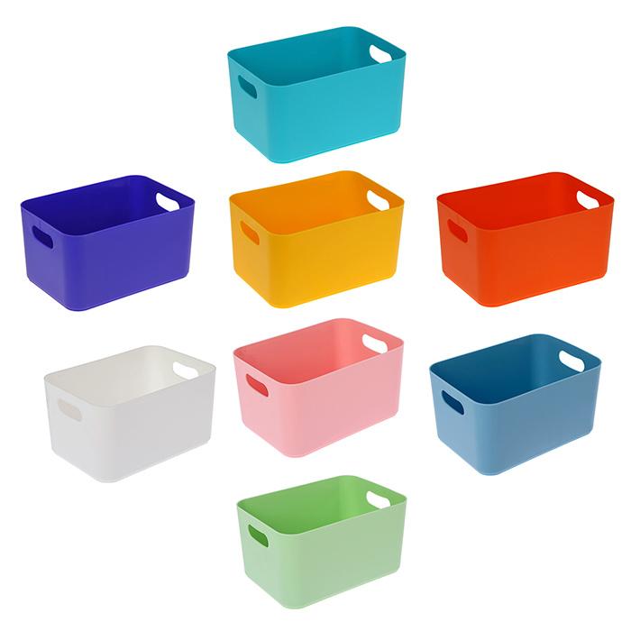 контейнеры для хранения игрушек, цвет МИКС