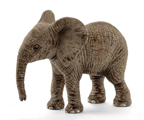 "Фигурка ""Детеныш Африканского слона"", Schleich"
