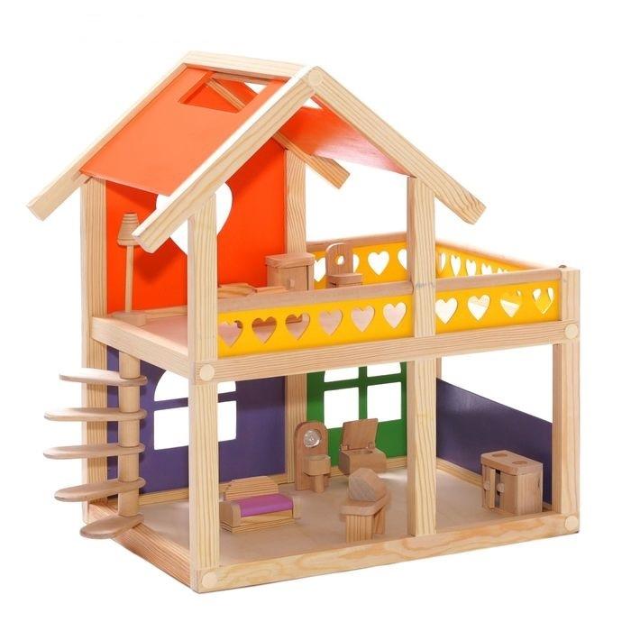 Кукольный дом для детей