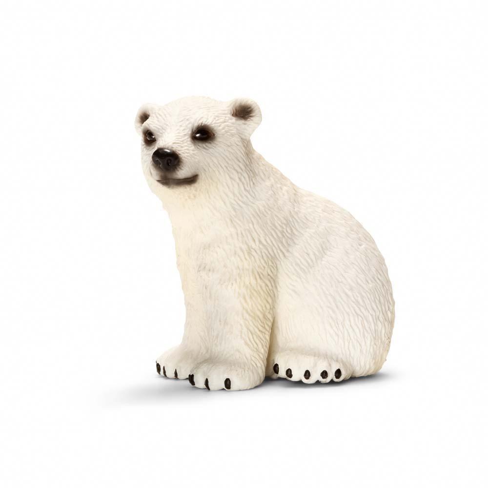 Белый медведь, детеныш
