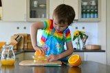Соковыжималка ручная для цитрусовых для детей 3