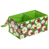 Тканевый ящик (сундук) для детской