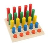 Большой набор Монтессори-материалов, 14 предметов 5