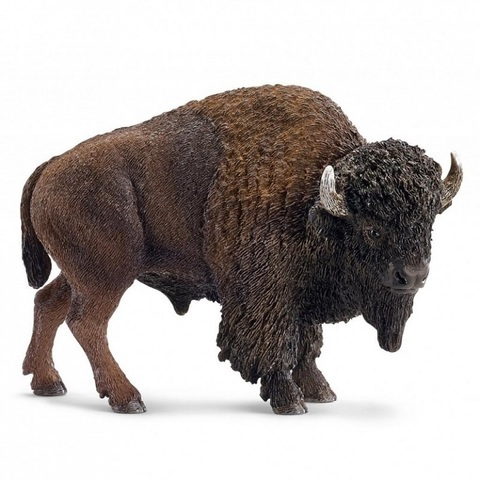 "Фигурка ""Американский бизон"", Schleich"