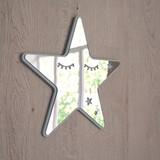 Безопасное зеркало для детской комнаты звезда 1