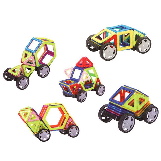 Купить детский конструктор magical magnet из 40 деталей