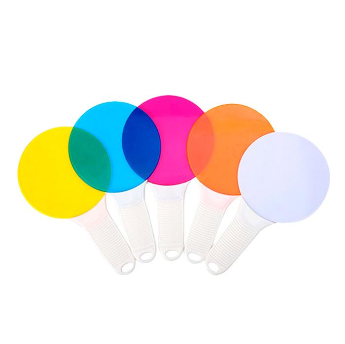 Набор светофильтров для изучения цветов