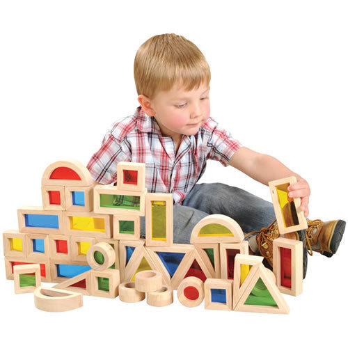 радужные блоки конструктор купить