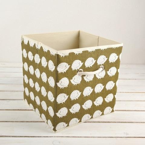 Короб для хранения «Ёжики»
