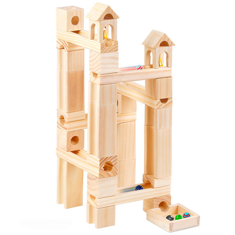 Деревянные конструктор-лабиринт 50