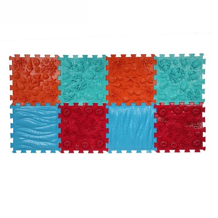 Детский массажный коврик Орто