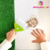 Набор для уборки щетка и совок MYPLAYROOM 3