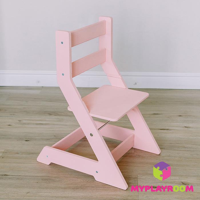Растущий стульчик Myplayroom, розовый