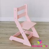 Растущий стульчик MYPLAYROOM™ к песочнице, розовый 1