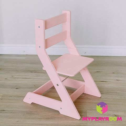 Растущий стульчик MYPLAYROOM™ к песочнице, розовый