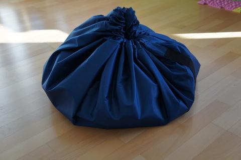 Большая сумка-коврик для LEGO и игрушек, 1.5 метра 4