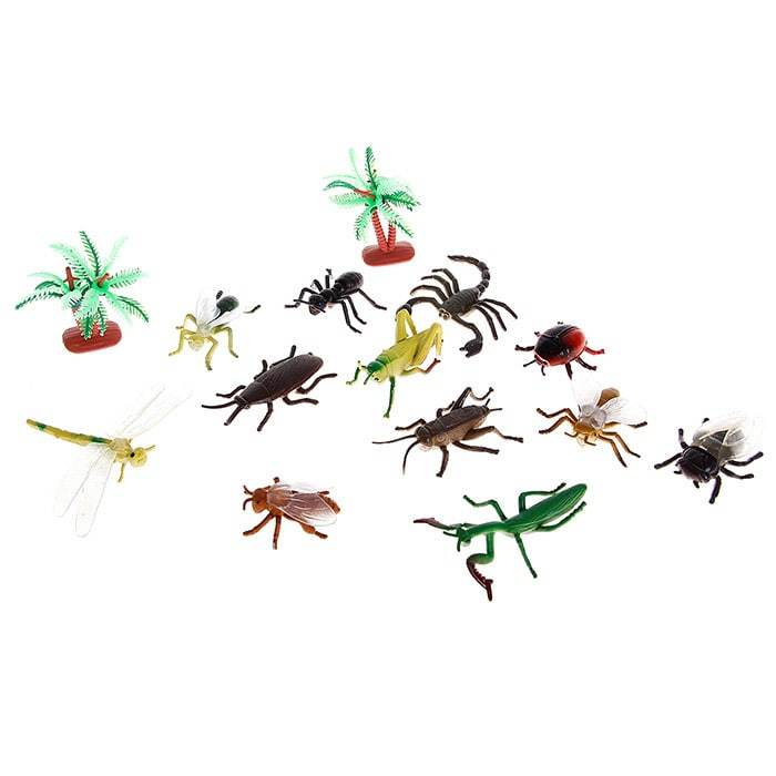 фигурки насекомых