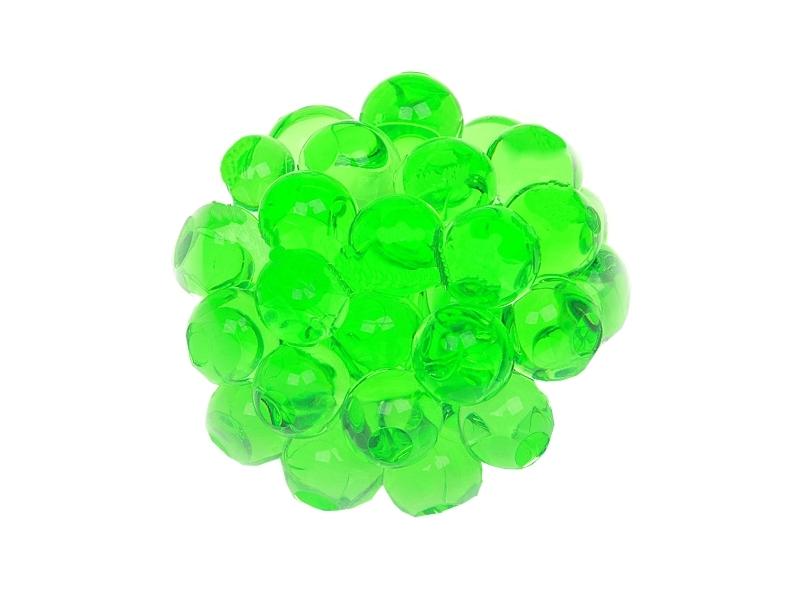 гидрогелевые шарики / шарики орбис / орбиз / гидрогель зеленый для игр
