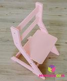 Растущий стульчик MYPLAYROOM™ к песочнице, розовый 8