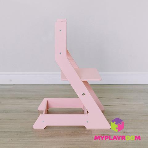 Растущий стульчик MYPLAYROOM™ к песочнице, розовый 7