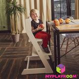 Растущий стул N1 MYPLAYROOM™ к обеденному столу 1
