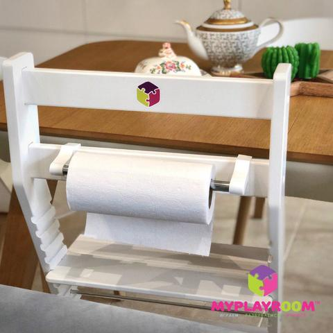 Держатель для полотенец съёмный к обеденному растущему стулу MYPLAYROOM™ 2