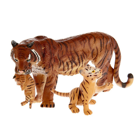 """Набор диких животных """"Тигры"""""""