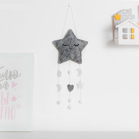 Фетровая подвеска-панно
