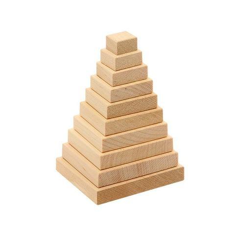 """Конструктор-пирамидка """"Квадрат"""""""