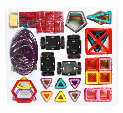 magical magnet 198 деталей