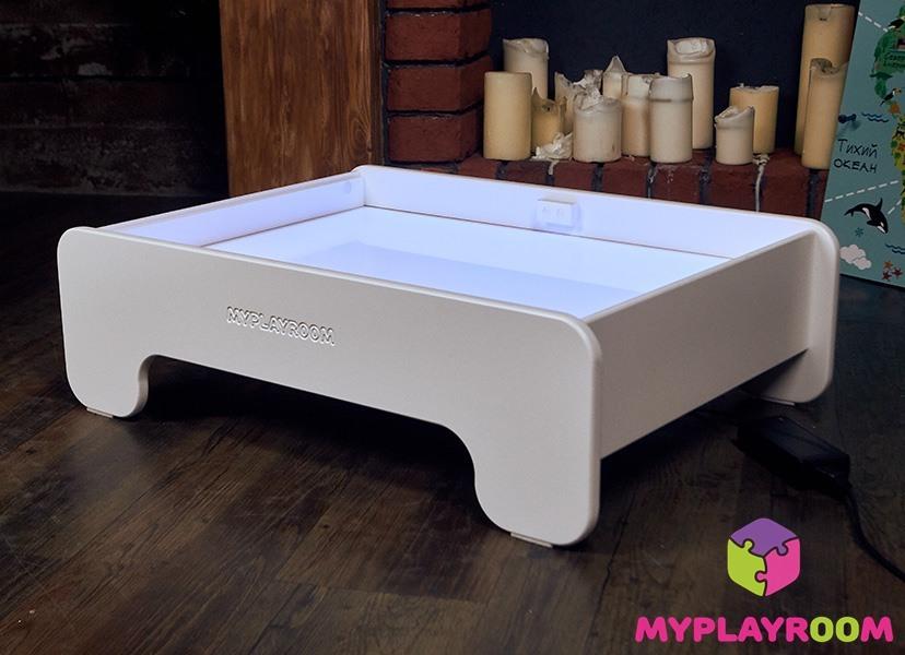 Сенсорный столик MYPLAYROOM™ для малышей