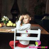 Растущий стул N1 MYPLAYROOM™ к обеденному столу 4