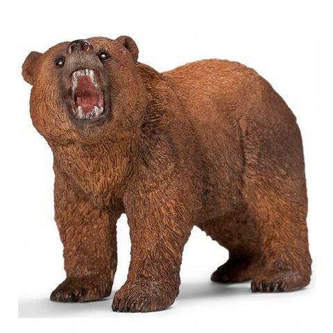 "Фигурка ""Медведь Гризли"", Schleich"