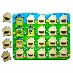 Игра-головоломка для тренировки памяти