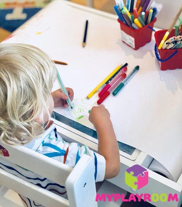 Рулонная бумага для рисования