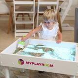 Световая песочница MYPLAYROOM™ с длинной столешницей 16