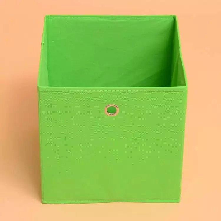 коробка ящики для игрушек в стеллаж икея (икеа)