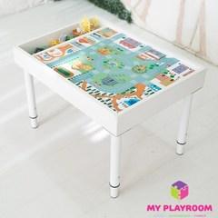 Домашняя песочница MYPLAYROOM™ 4в1